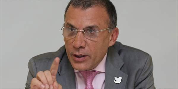 Roy Barreras, exnegociador del Gobierno ante las Farc.