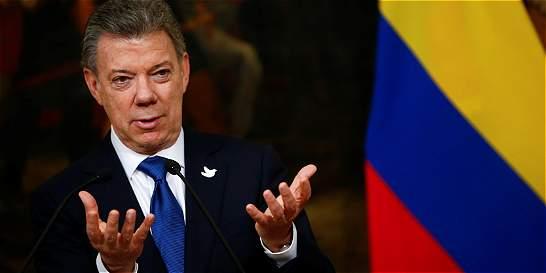 Santos abrió las compuertas para la lucha por el poder en 2018