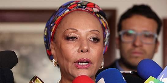 Piedad Córdoba va por la Presidencia en el 2018