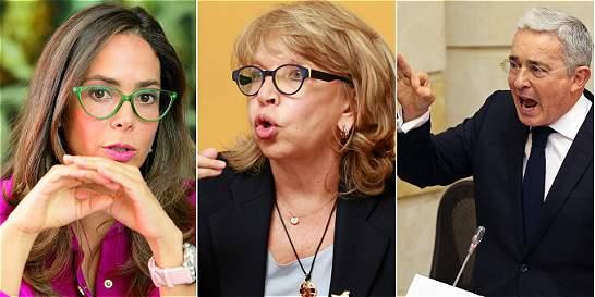 Parody y Álvarez responden a afirmaciones de Uribe por caso Odebrecht