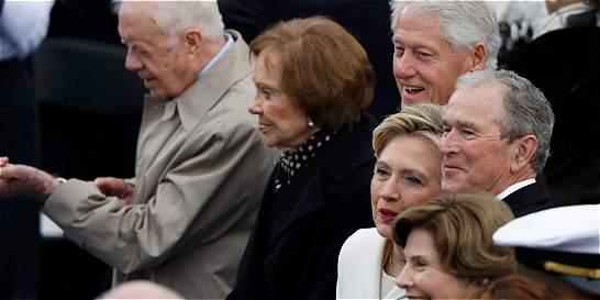 En secreto / El poder de Washington, en plena armonía