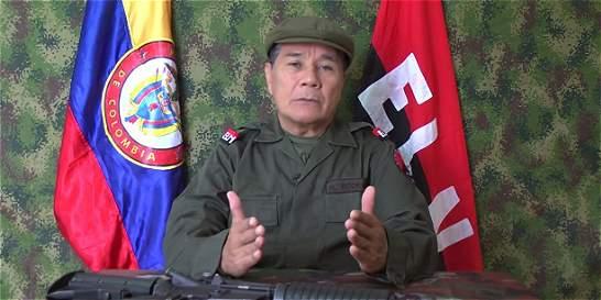 Comandante del Eln anuncia avances en diálogos con el Gobierno
