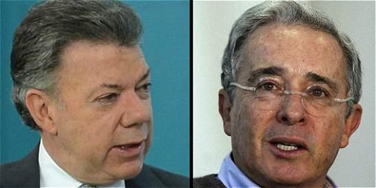 Partidos esperan que Uribe acepte invitación de Santos a dialogar