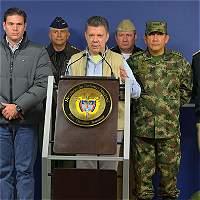 Anuncio Juan Manuel Santos