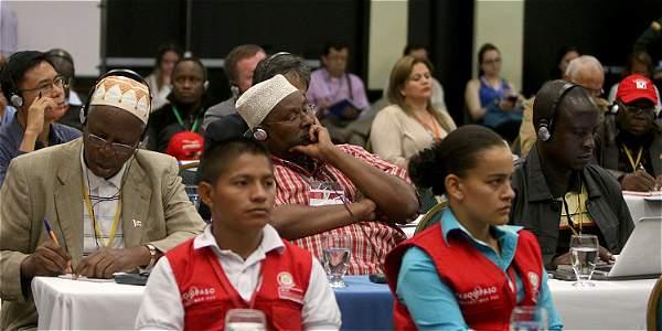 Durante esta semana se conocerán en Pereira experiencias de reconciliación y desmovilización en 18 países del mundo. El sábado concluye el evento.