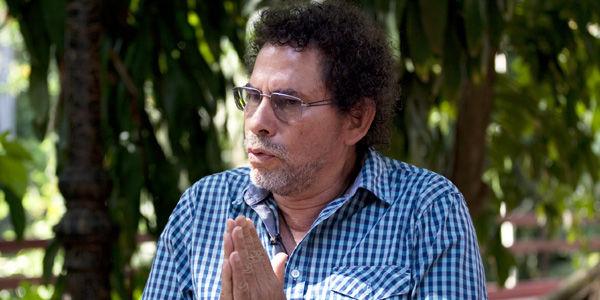 'Pastor Alape' es uno de los cinco negociadores principales de las Farc con el Gobierno en La Habana.