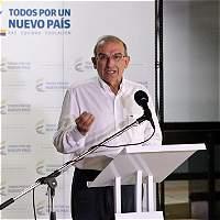 Humberto De la Calle les pide 'coherencia' a las Farc