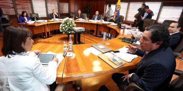 Una Corte Constitucional que será decisiva para la paz