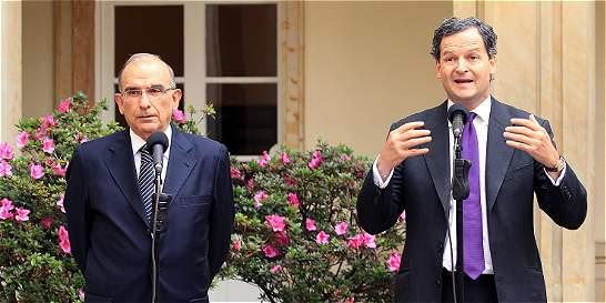 De la Calle y Sergio Jaramillo aplazan encuentro con Comisiones de Paz