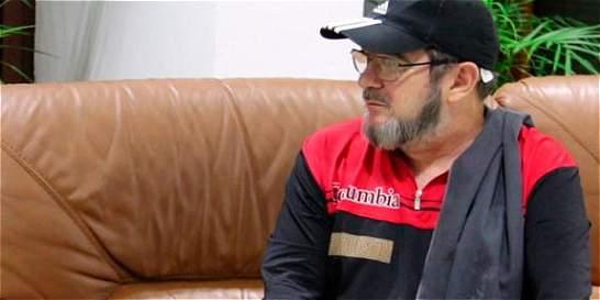 Así se ve 'Timochenko', el máximo líder de las Farc en La Habana