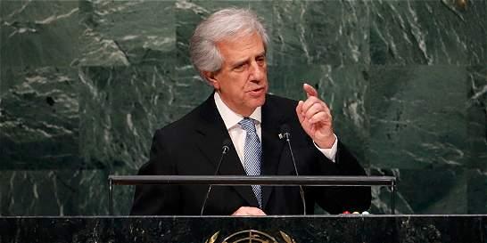 Uruguay insiste en normalización de relación Colombia-Venezuela
