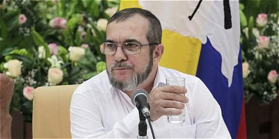Podemos firmar el acuerdo antes si hay voluntad: Timochenko