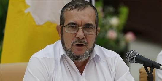 'Timochenko' se refiere a ultimátum de Santos sobre firma de la paz