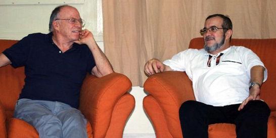 Encuentro Enrique Santos-'Timochenko' le puso ritmo a La Habana