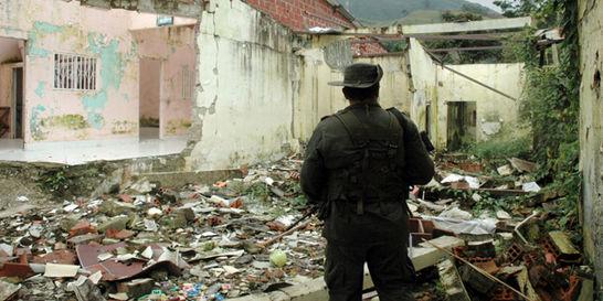 Las Mercedes, un pueblo del Catatumbo sitiado por la guerra