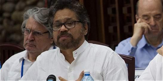 'Este es el primer acuerdo sin una amnistía general': Iván Márquez