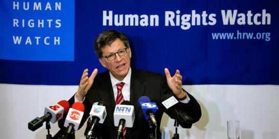 'Acuerdo no se puede ver aisladamente': Gobierno a Human Rights Watch