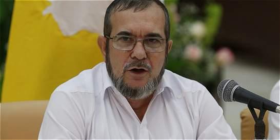 Farc dice que hay trabas en salida de guerrilleros indultados