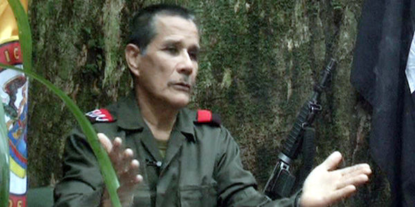 Nicolás Rodríguez 'Gabino', líder del Eln, dijo que ya se configuró una agenda de negociación con el gobierno del presidente Santos.