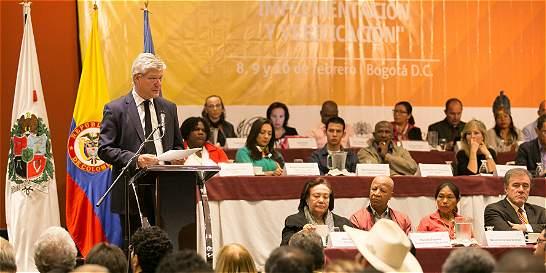 'Coalición política sería garantía de acuerdo': ONU