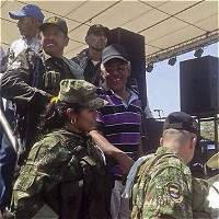 Farc acusa a 'guerreristas' de crear polémica por visita a La Guajira