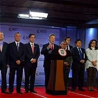 Lista la coalición política que impulsará la paz en Colombia