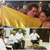 Los Rolling Stones, Kerry y la paz: la semana de las Farc en La Habana