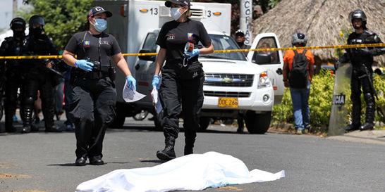 A los líderes sociales, en Colombia, los están matando