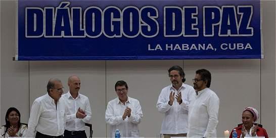 Embajador colombiano en Cuba dice la paz puede firmarse en 2 o 3 meses