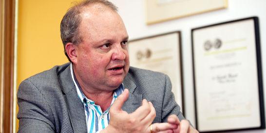 'Los baldíos de Colombia no serán para las Farc': Jorge Enrique Vélez