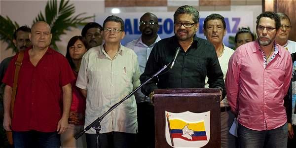 Las Farc no podrán asistir a Corte Constitucional: Gobierno