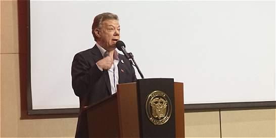 Respuesta a resistencia civil será movilización social, dice Santos