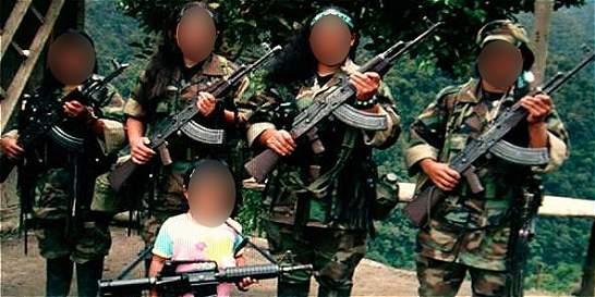''Márquez' y 'Trujillo', mayores reclutadores de menores de las Farc'
