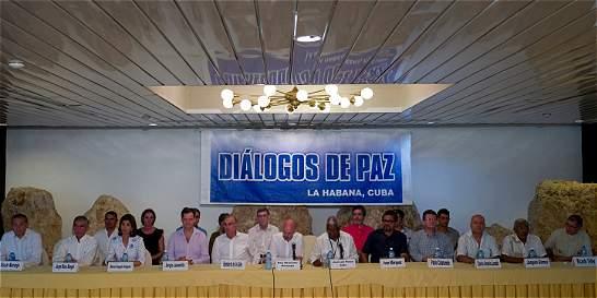 Colombianos, más dispuestos a participar en la paz tras acuerdo final