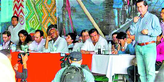 Indígenas y pueblo gitanos tendrán cita clave con negociadores en Cuba