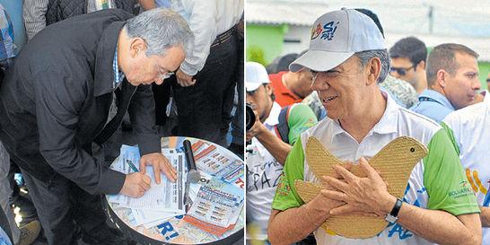 Refrendación: la batalla final entre Santos y Uribe