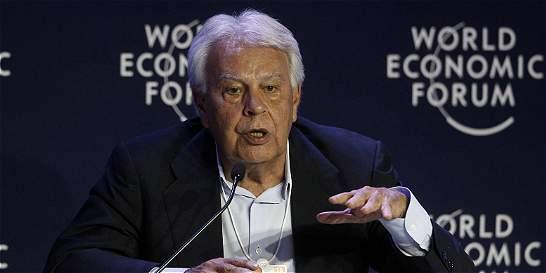 'Es el mejor de los acuerdos posibles': Felipe González