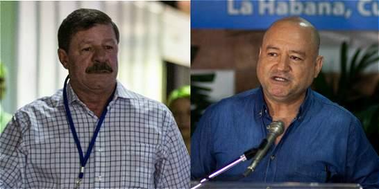 Los dos hombres claves en el acuerdo para cese del fuego