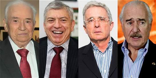 Expresidentes, divididos por lo pactado en Cuba
