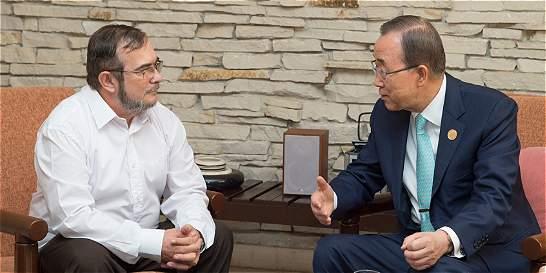 Ayuda de la ONU, vital en proceso que consolidará la paz en Colombia