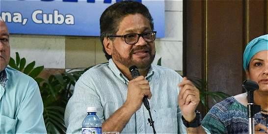 'Kerry nos dio esperanza en el caso de Simón Trinidad': Iván Márquez