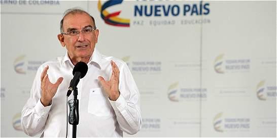 'No habrá ningún despeje': Humberto de la Calle
