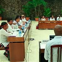 Negociadores colombianos se reúnen con grupos indígenas en La Habana