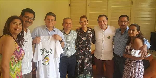 COLOMBIA: Las FARC se ponen la camiseta del 'Sí' al plebiscito
