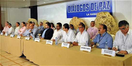 El 60 % de colombianos cree que este año se firma la paz con las Farc