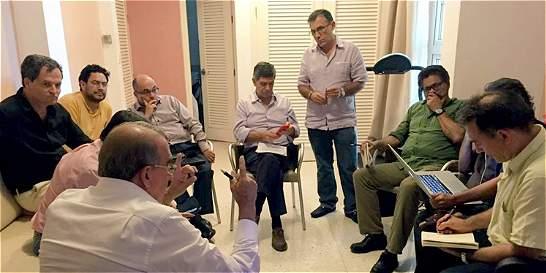 'Firma de la paz sería en tres semanas': Roy Barreras