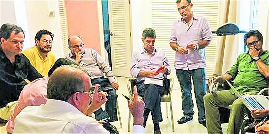 Lista la delegación de las Farc para la verificación de cese bilateral