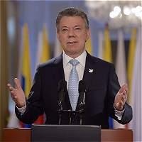 'Todo está acordado, el texto definitivo es inmodificable': Santos