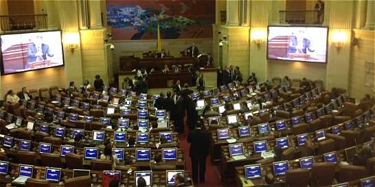 Farc tendrán 10 curules en el Congreso, pero a partir de 2018