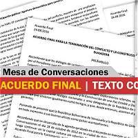 Lea el texto 'completo y definitivo' del acuerdo final de paz